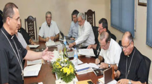 La Conferencia Episcopal de Honduras, promete cambiar su papel dentro de la sociedad.